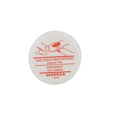 Mavala  Nail Polish Remover 30 Pads Renksiz